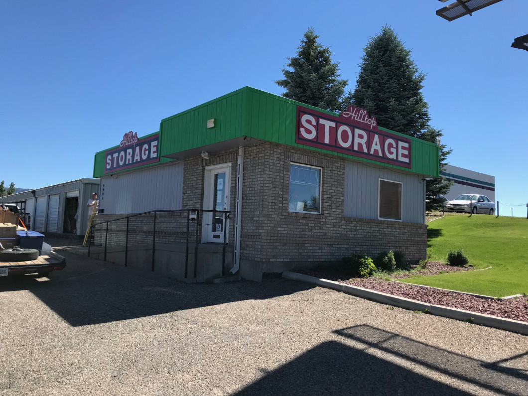 Think of us when you need a storage unit rental in Casper, WY